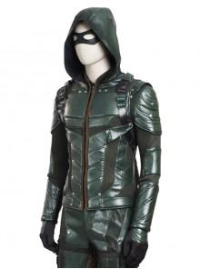 Arrow Season 5 Oliver Queen Halloween Cosplay Costume Sleeveless Top