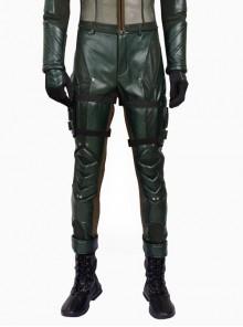 Arrow Season 5 Oliver Queen Halloween Cosplay Costume Trousers
