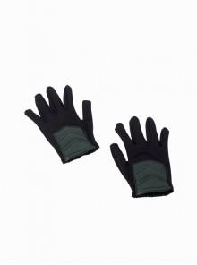 Arrow Season 5 Oliver Queen Halloween Cosplay Accessories Black Gloves