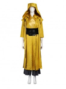 Doctor Strange Ancient One Cosplay Costume Yellow Robe Full Set Without Pendant