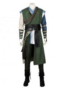 Doctor Strange Baron Mordo Halloween Cosplay Costume Full Set