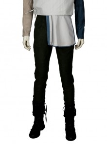 Doctor Strange Baron Mordo Halloween Cosplay Costume Dark Green Trousers