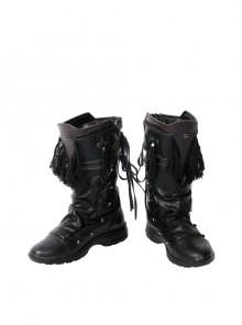 Doctor Strange Baron Mordo Halloween Cosplay Costume Black Boots
