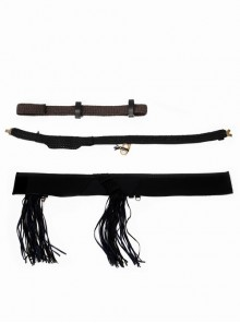 Doctor Strange Baron Mordo Halloween Cosplay Accessories Belt Components And Shoulder Strap