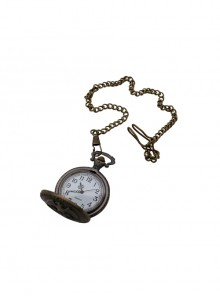 Fantastic Beasts And Where To Find Them Newt Scamander Halloween Cosplay Accessories Bronze Pocket Watch