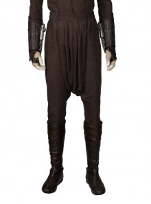 Assassin's Creed Aguilar Halloween Cosplay Costume Brown Trousers