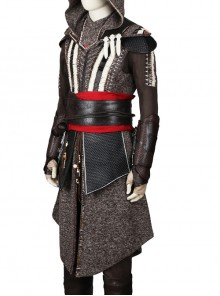 Assassin's Creed Aguilar Halloween Cosplay Costume Long Vest