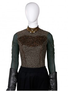 Assassin's Creed Sophia Halloween Cosplay Costume Long Sleeve Bottoming Shirt