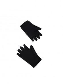 Japanese Anime Sword Art Online Asada Shino Halloween Cosplay Accessories Black Gloves