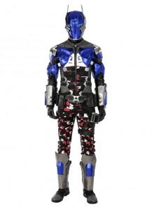 Game Batman Arkham Knight Arkham Knight Battle Suit Halloween Cosplay Costume Full Set