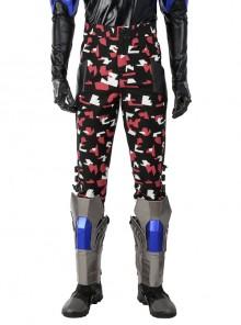Game Batman Arkham Knight Arkham Knight Battle Suit Halloween Cosplay Costume Trousers