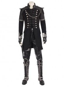 CG Movie Kingsglaive Final Fantasy XV Nyx Ulric Halloween Cosplay Costume Full Set