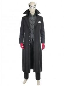 Persona Joker Amamiya Ren Kaitou Costume Halloween Cosplay Full Set