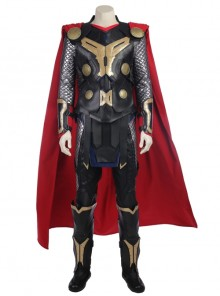 Thor The Dark World Thor Odinson Halloween Cosplay Costume Full Set
