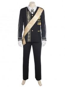 Final Fantasy XV Noctis Lucis Caelum Halloween Cosplay Costume Prince Clothing Full Set