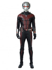 Ant-Man And The Wasp Scott Lang Ant-Man Battle Suit Halloween Cosplay Costume Full Set