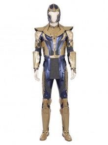 Avengers Infinity War Thanos Armor Version Halloween Cosplay Costume Full Set