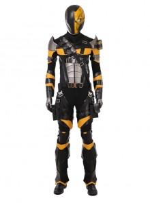 Justice League Slade Joseph Wilson Deathstroke Halloween Cosplay Costume Full Set