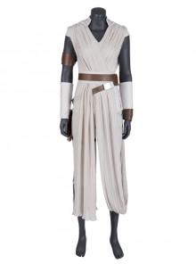 Star Wars The Rise Of Skywalker Rey Skywalker Halloween Cosplay Costume Full Set