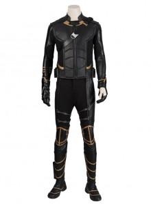 Avengers Endgame Hawkeye Clint Barton Halloween Cosplay Costume Full Set