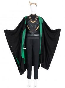 TV Drama Loki Female Loki Sylvie Lushton Halloween Cosplay Costume Set Without Shoes
