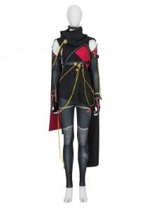 Game Scarlet Nexus Kasane Randall Halloween Cosplay Costume Full Set