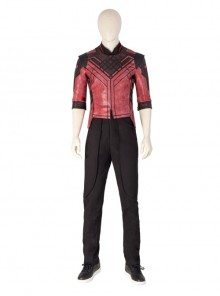 Shang-Chi And The Legend Of The Ten Rings Shang-Chi Halloween Cosplay Costume Full Set Without Shoes