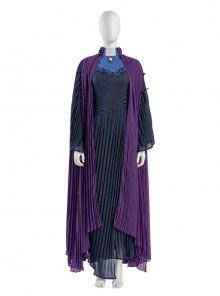 Wanda Vision Agatha Harkness Halloween Cosplay Costume Full Set