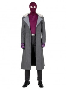 The Falcon And The Winter Soldier Baron Zemo Helmut Zemo Halloween Cosplay Costume Set