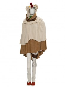 Final Fantasy VII Remake Yuffie Kisaragi Halloween Cosplay Costume Set