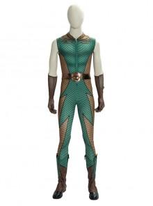 The Boys The Deep Halloween Cosplay Costume Bodysuit Set