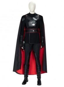 The Mandalorian Season 1 Moff Gideon Halloween Cosplay Costume Set