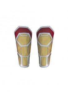 Shazam Fury Of The Gods Shazam Halloween Cosplay Accessories Golden Wrist Guards