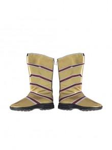 Shazam Fury Of The Gods Shazam Halloween Cosplay Accessories Golden Boots