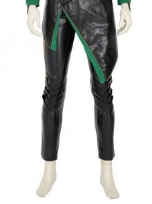 TV Drama Loki Armor Battle Suit Upgrade Version Halloween Cosplay Costume Black Pants