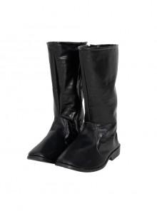 TV Drama Loki Armor Battle Suit Upgrade Version Halloween Cosplay Accessories Black Boots