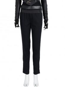 TV Drama Loki Female Loki Sylvie Lushton Halloween Cosplay Costume Black Trousers