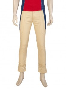 Suicide Squad Peacemaker Christopher Smith Halloween Cosplay Costume Beige Pants