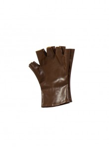 The Legend Of Zelda Skyward Sword Link Halloween Cosplay Accessories Brown Gloves