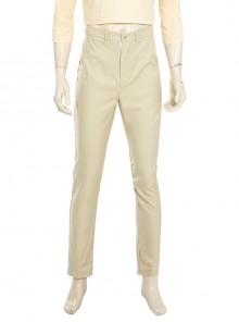 The Legend Of Zelda Link Blue Champion's Tunic Suit Halloween Cosplay Costume Beige Pants