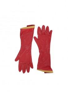 The Flash Season 7 Impulse Bart Allen Halloween Cosplay Accessories Red Gloves