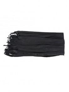 Harry Potter Dementor Halloween Cosplay Costume Black Top