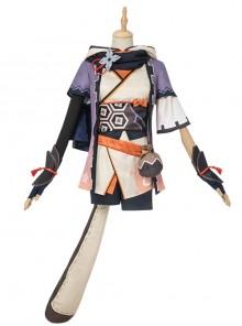 Genshin Impact Sayu Halloween Game Cosplay Costume Full Set