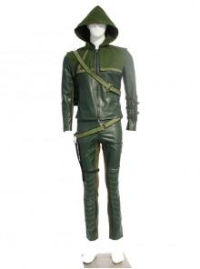 Green Arrow Season 2-Oliver Queen Cosplay Full Set Costume