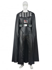 Star Wars The Force Awakens Darth Dark Lord Vader Anakin Skywalker Cosplay Costume Full Set
