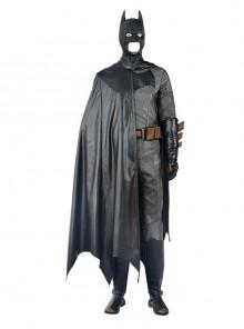Batman v Superman Dawn of Justice Batman Halloween Cosplay Costume Full Set Without Helmet