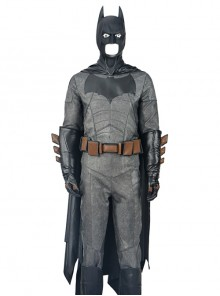 Batman v Superman Dawn of Justice Batman Halloween Cosplay Clothing Set
