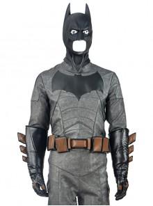Batman v Superman Dawn of Justice Batman Halloween Cosplay Costume Top