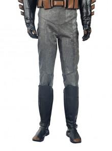 Batman v Superman Dawn of Justice Batman Halloween Cosplay Trousers