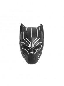 Captain America Civil War Black Panther Halloween Cosplay Helmet